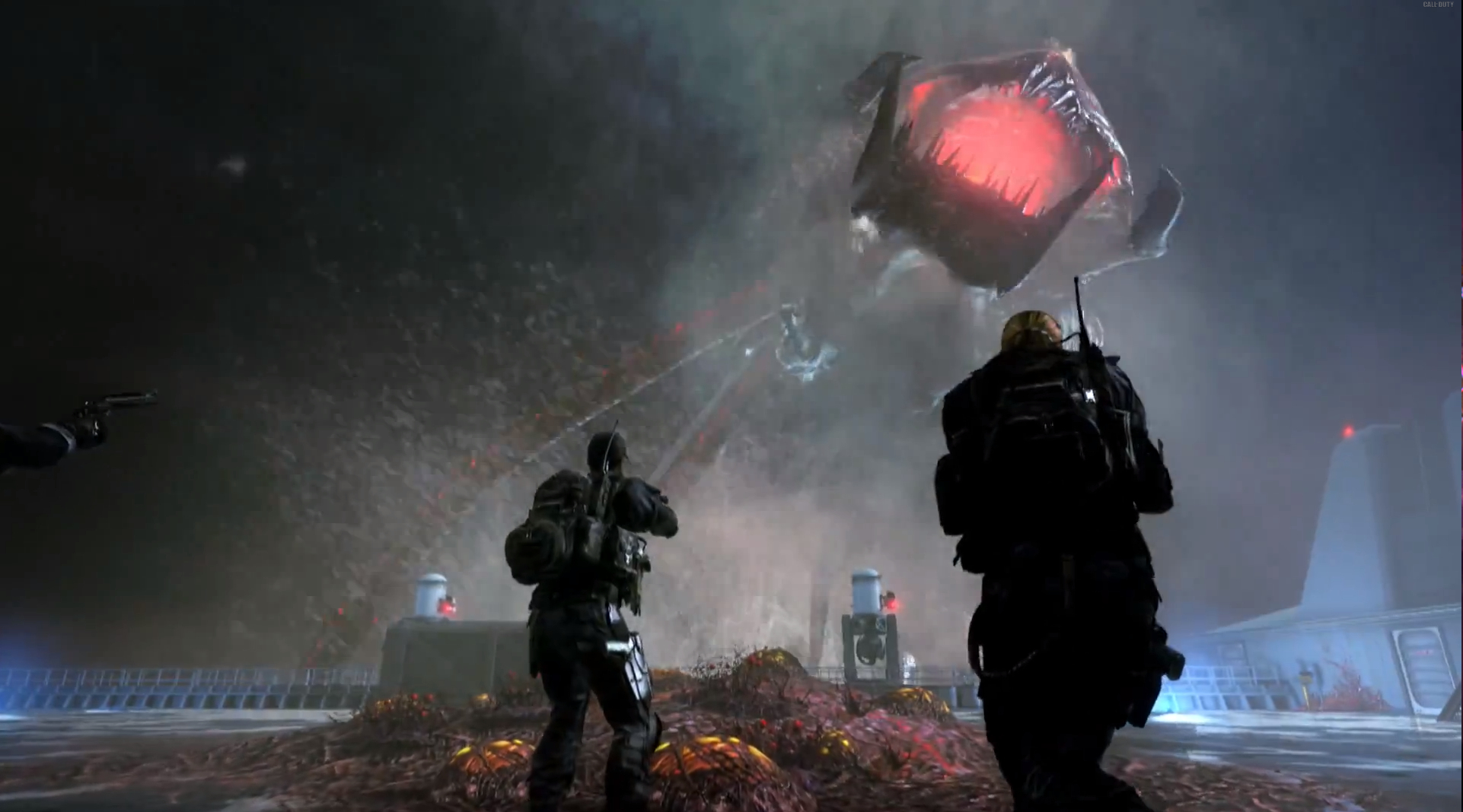 Call of Duty: Ghosts' Extinction Ep  2 'Mayday' trailer