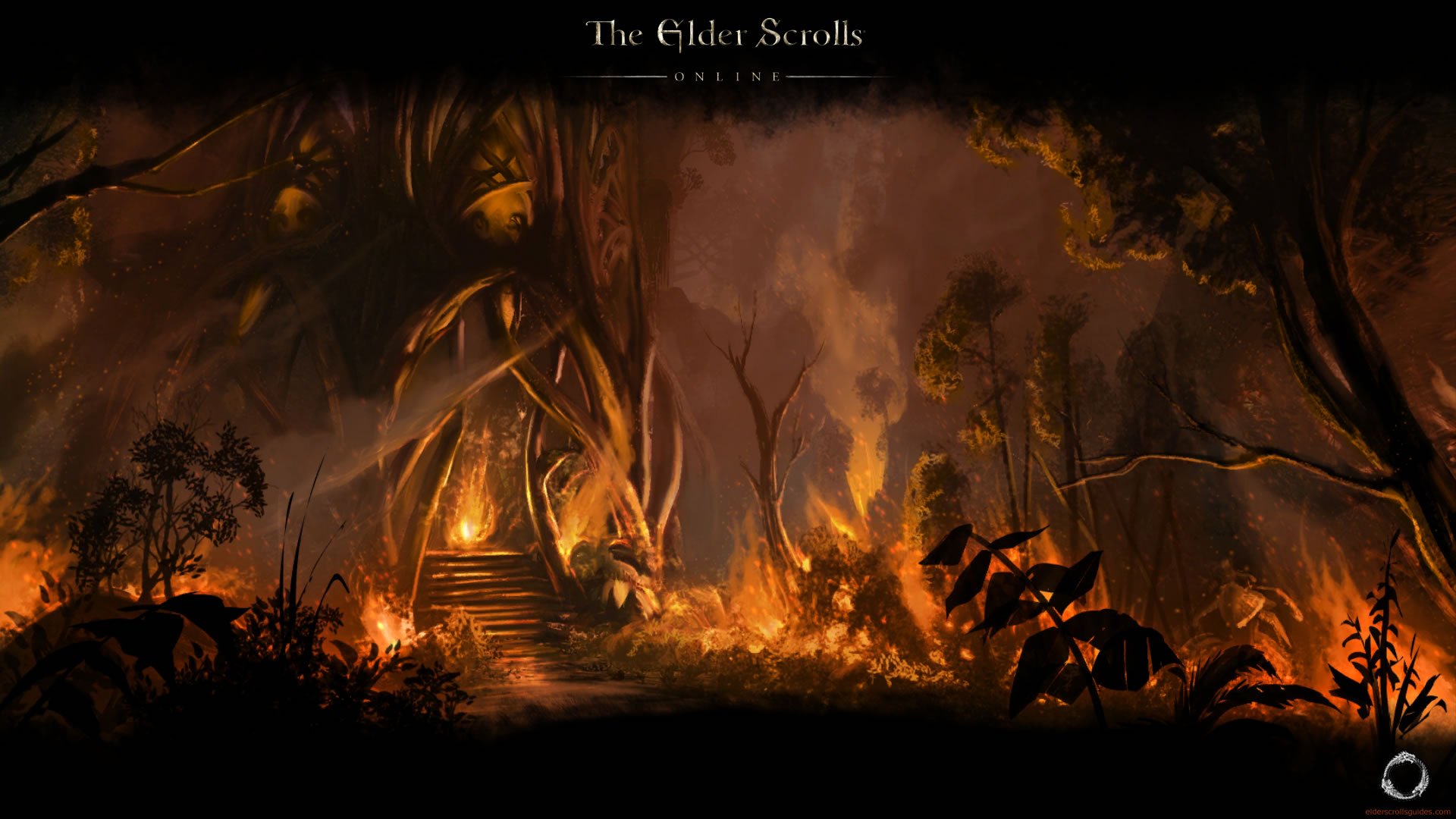 Как сделать на весь экран elder scrolls