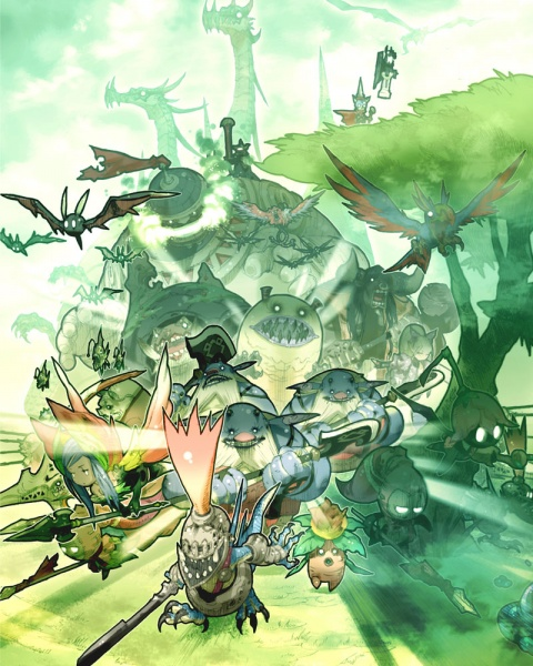 Final Fantasy The 4 Heroes Of Light Getting Us Release