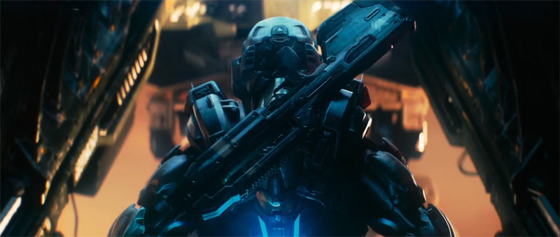 Halo 5 Guardians Trailer Shows Off Spartan Locke S Armor An