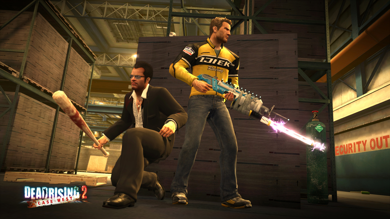 Frank And Chuck Get Serious In Latest Dead Rising 2 Case West