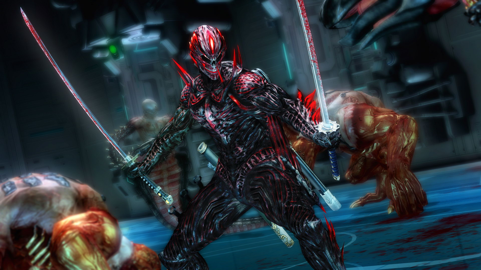Previously A Wii U Exclusive Ninja Gaiden 3 Razer S Edge Now