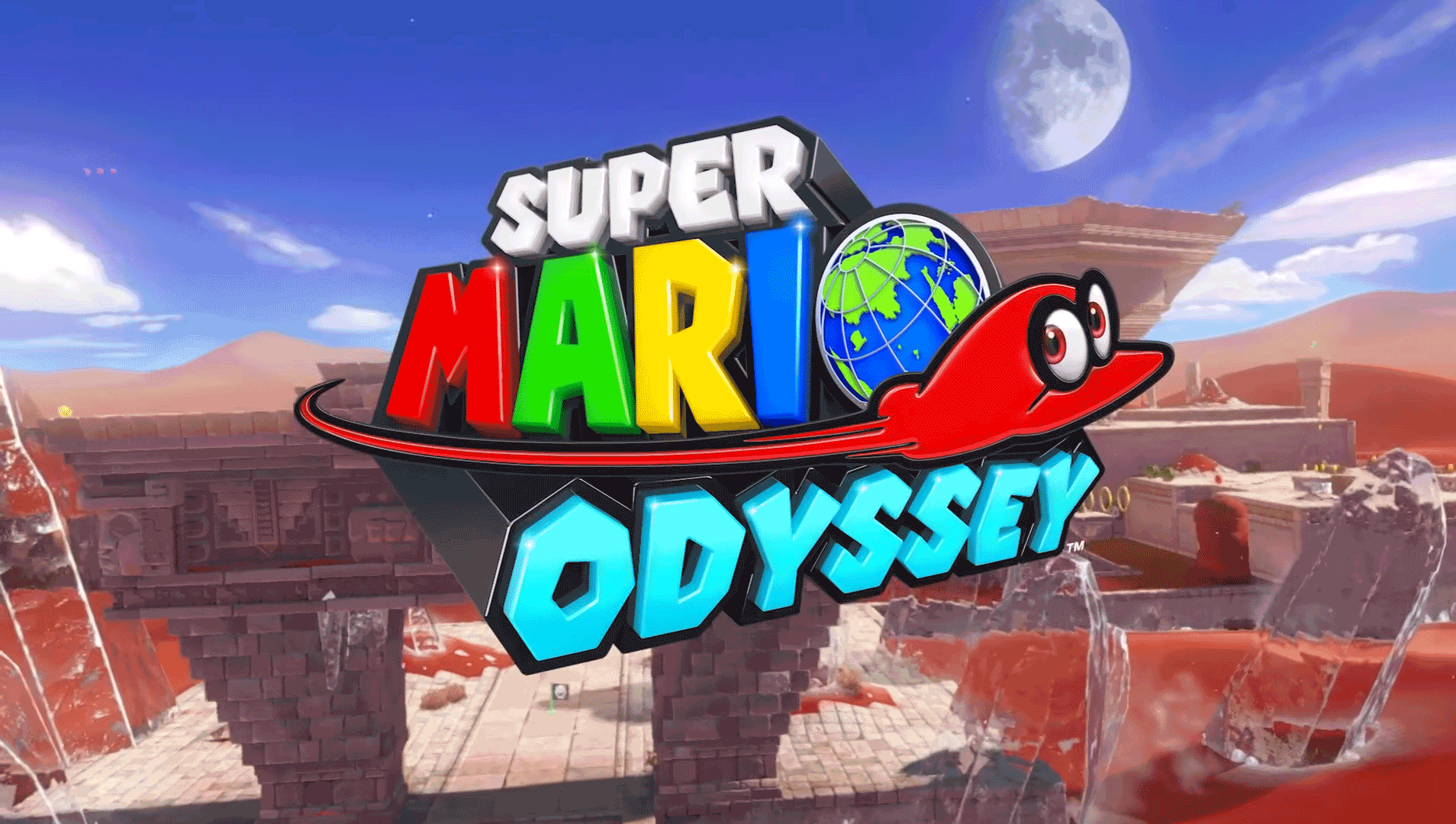 Super Mario Odyssey Feature Trailer Has Us Collecting Moons