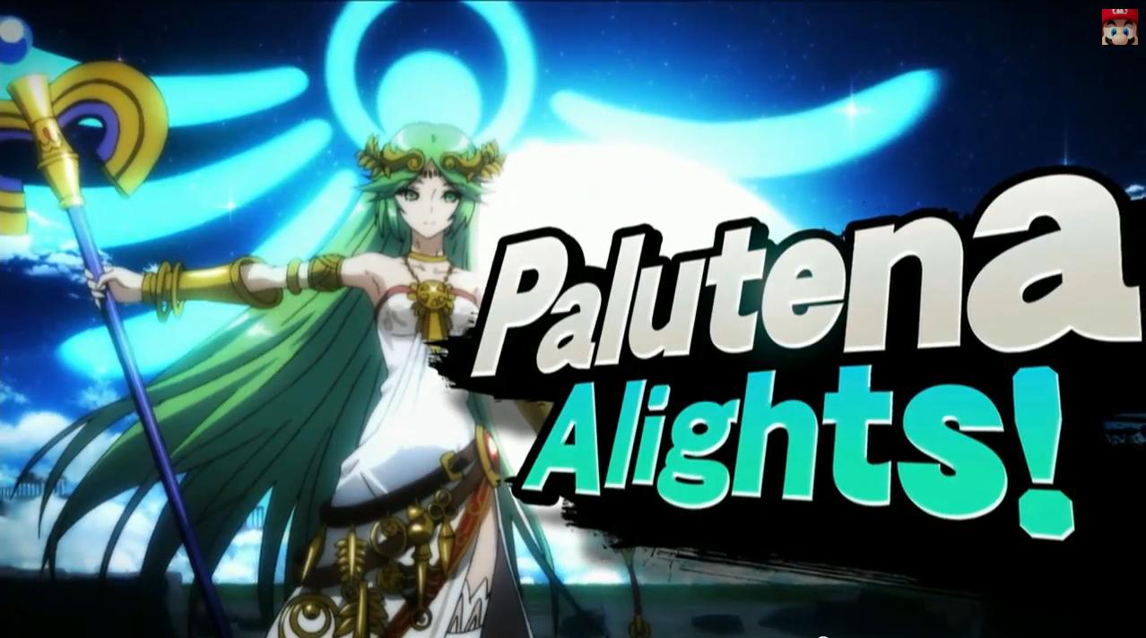 SSBU - Palutena (me) vs Mii Chompette - YouTube