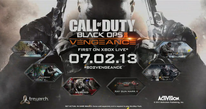 Call Of Duty Black Ops 2 Trailer Previews Vengeance Dlc Pack