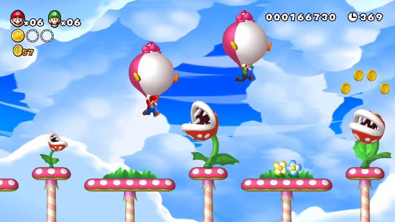 New Super Mario Bros U Coming To Wii U Trailer Features Gameplay