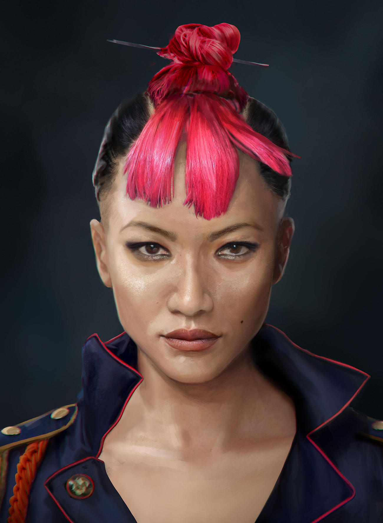 Far Cry 4 Antagonist Yuma Revealed With Close Up Art Described As Main Villain Pagan Min S Right Hand Neoseeker