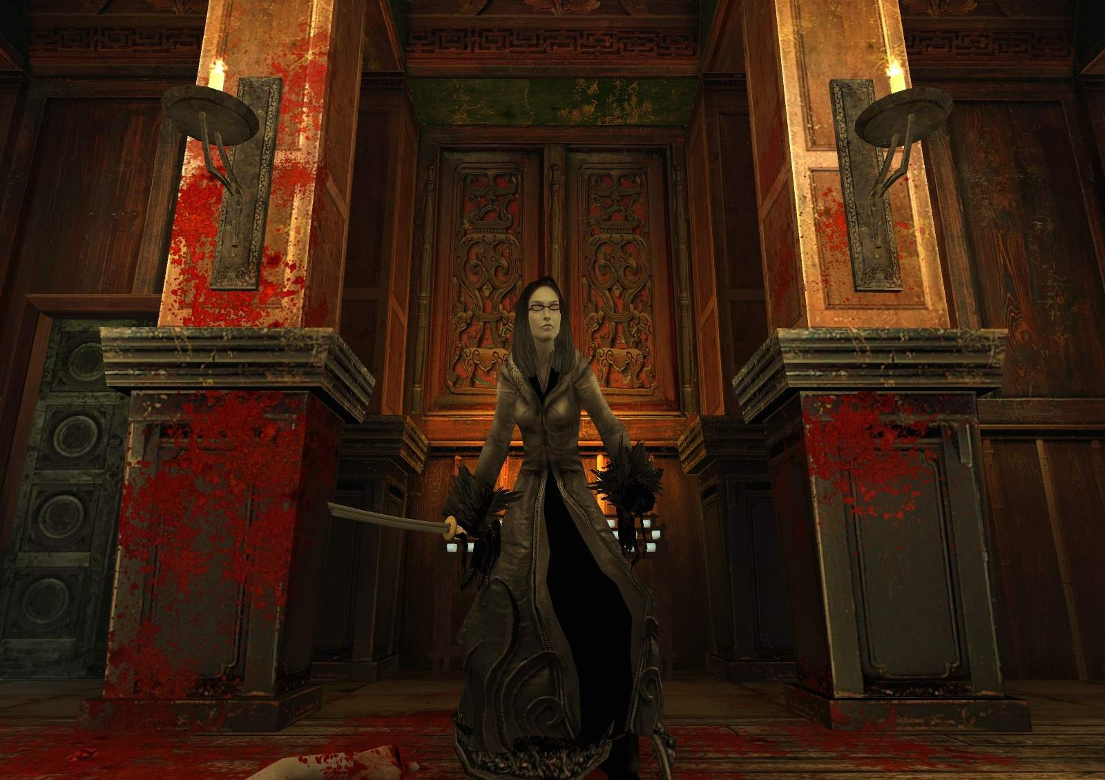 Vampire the masquerade bloodlines exposed gallery