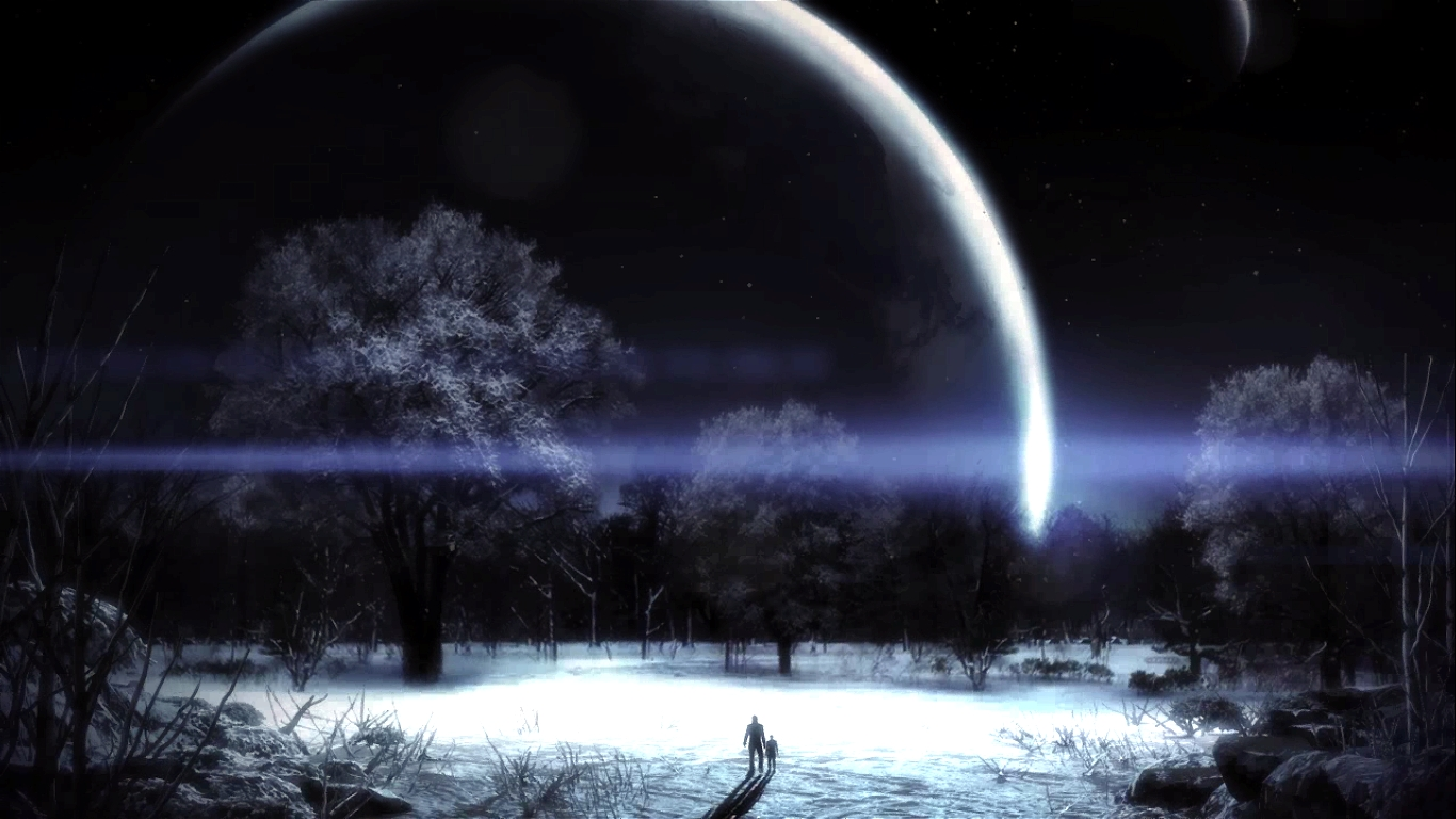 Fextralife View Topic The Planet In Mass Effect 1 S Title Screen