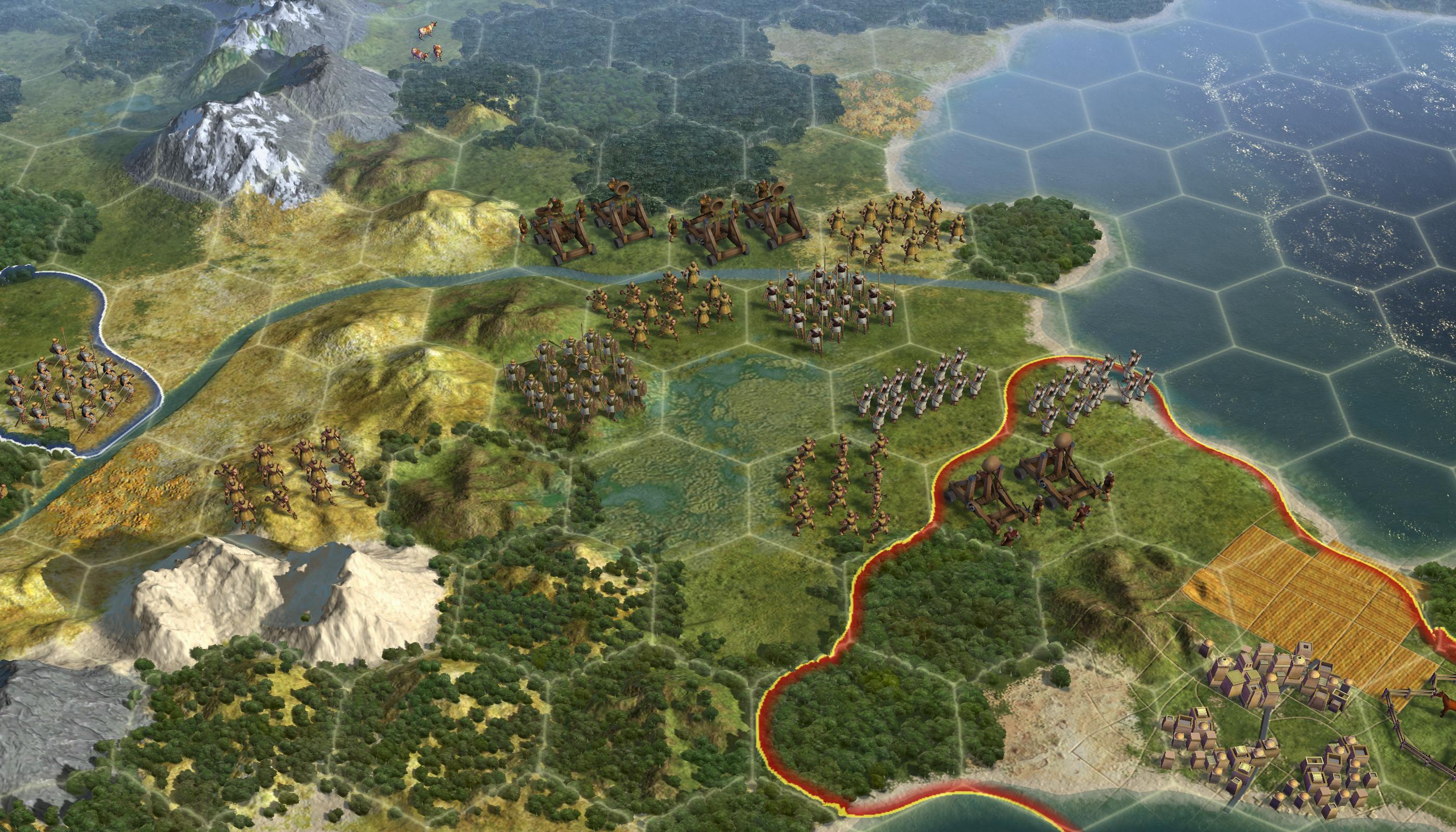 Civilization Screenshot