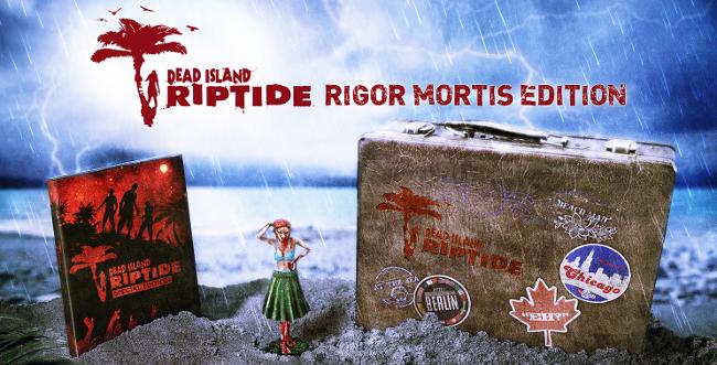 Bleach Dead Island Riptide Dead Island Riptide's Limited