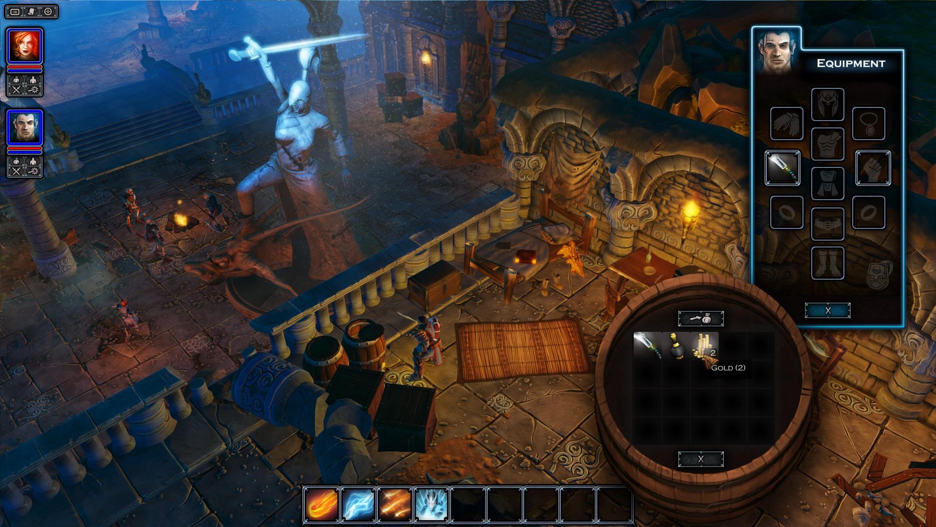 Divinity: Original Sin finds success on Kickstarter, Larian Studios