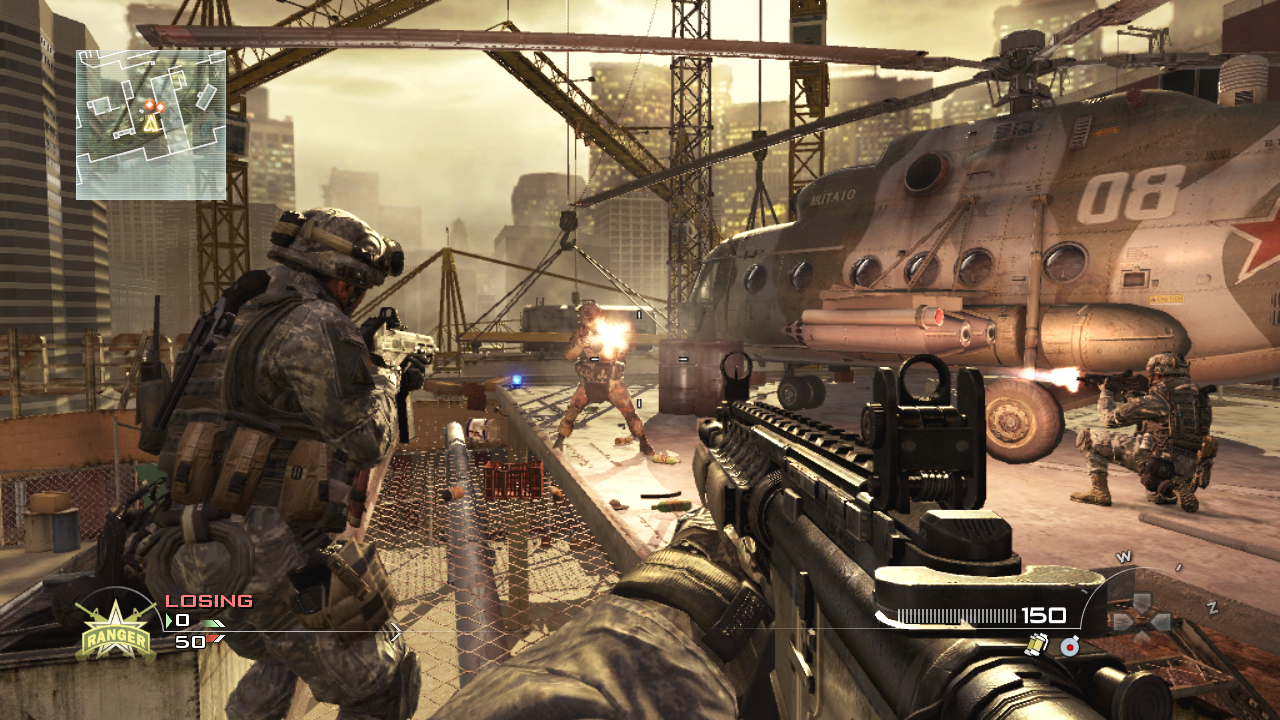 Call Of Duty Modern Warfare 2 English Language Download
