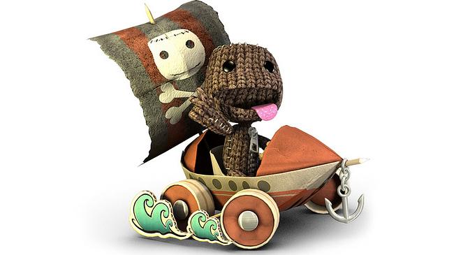 Littlebigplanet Karting Retains That Sackboy Charm According To