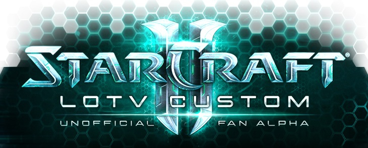 Fans create StarCraft II: Legacy of the Void multiplayer units in