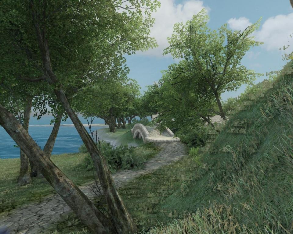 Elder Scrolls Oblivion running in CryEngine2 - Neoseeker