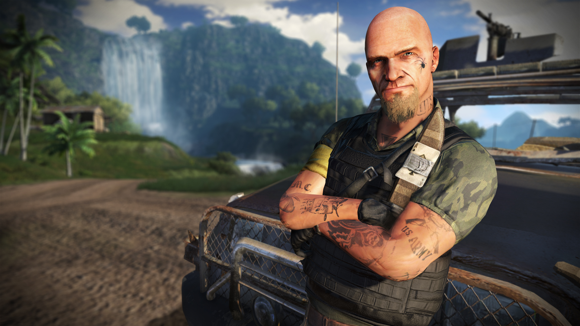 Meet The Lead Villain Of Far Cry 3 Hoyt The Tyrant Neoseeker