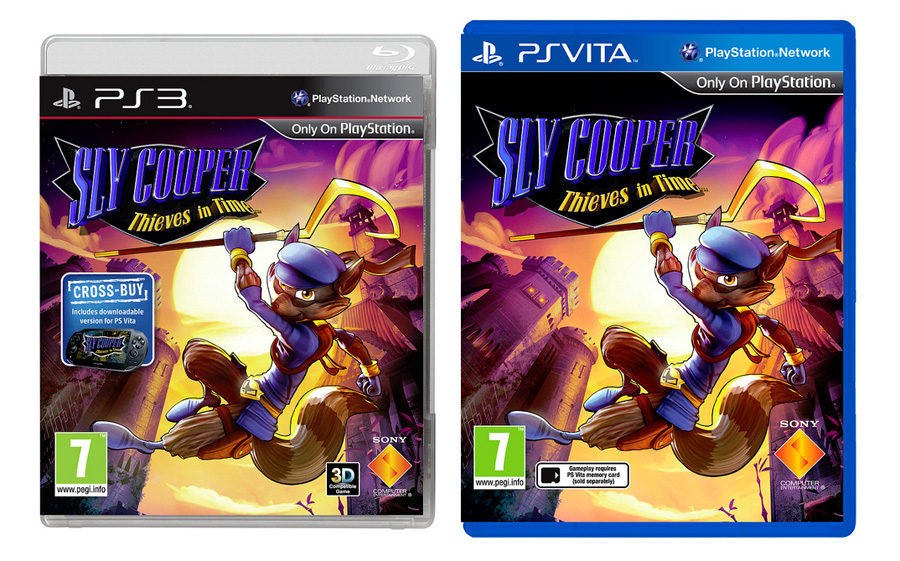 sly cooper thieves in time pc game free download