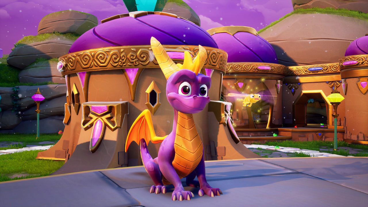 Spyro Reignited Trilogy Needs More Time To Heat Up Now
