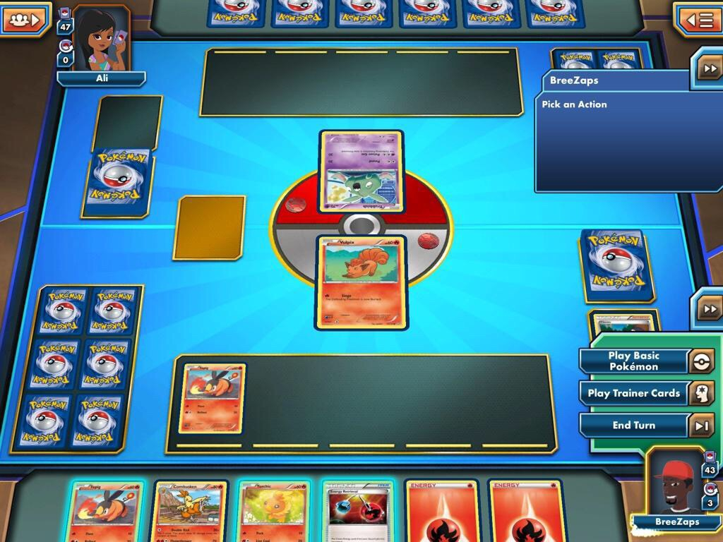 Trading card game online free play