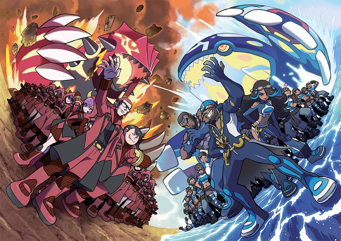 5d11cb1ee765 Pokemon Omega Ruby Alpha Sapphire trailer debuts Mega Rayquaza
