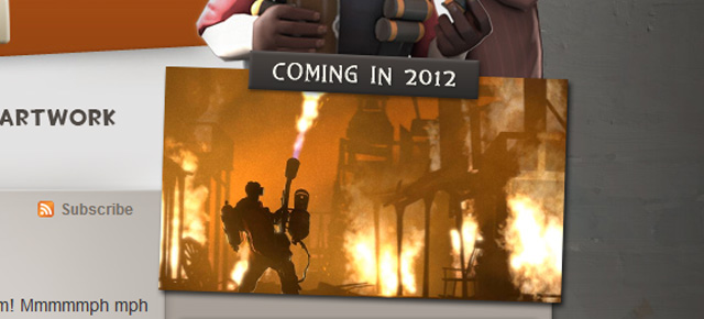 Team Fortress 2 update teases something Pyro related, plus Adult Swim collab Image 1
