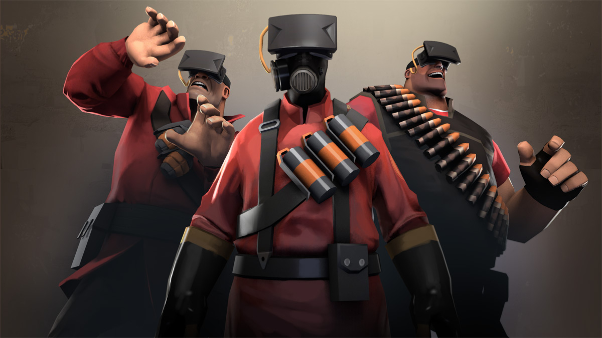 Valve tinkers with Oculus Rift support for Steam Big Picture