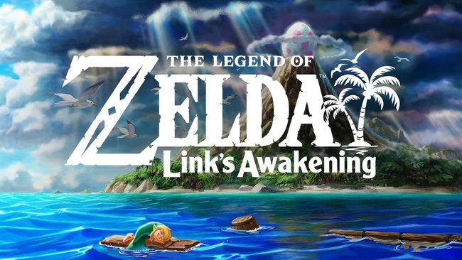 The Legend Of Zelda Link S Awakening Reawakens On Switch