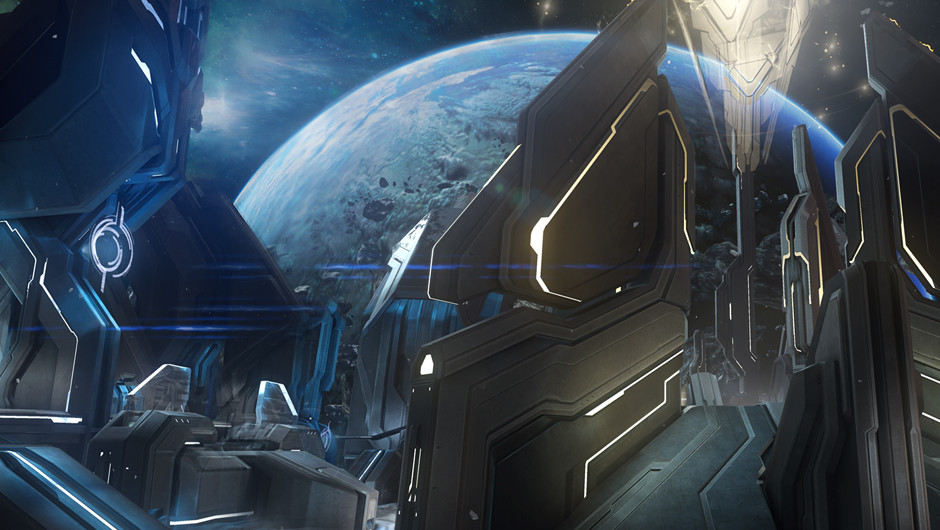 Halo 4 Majestic Map Pack Screenshots Leaked Right Before Bungie S