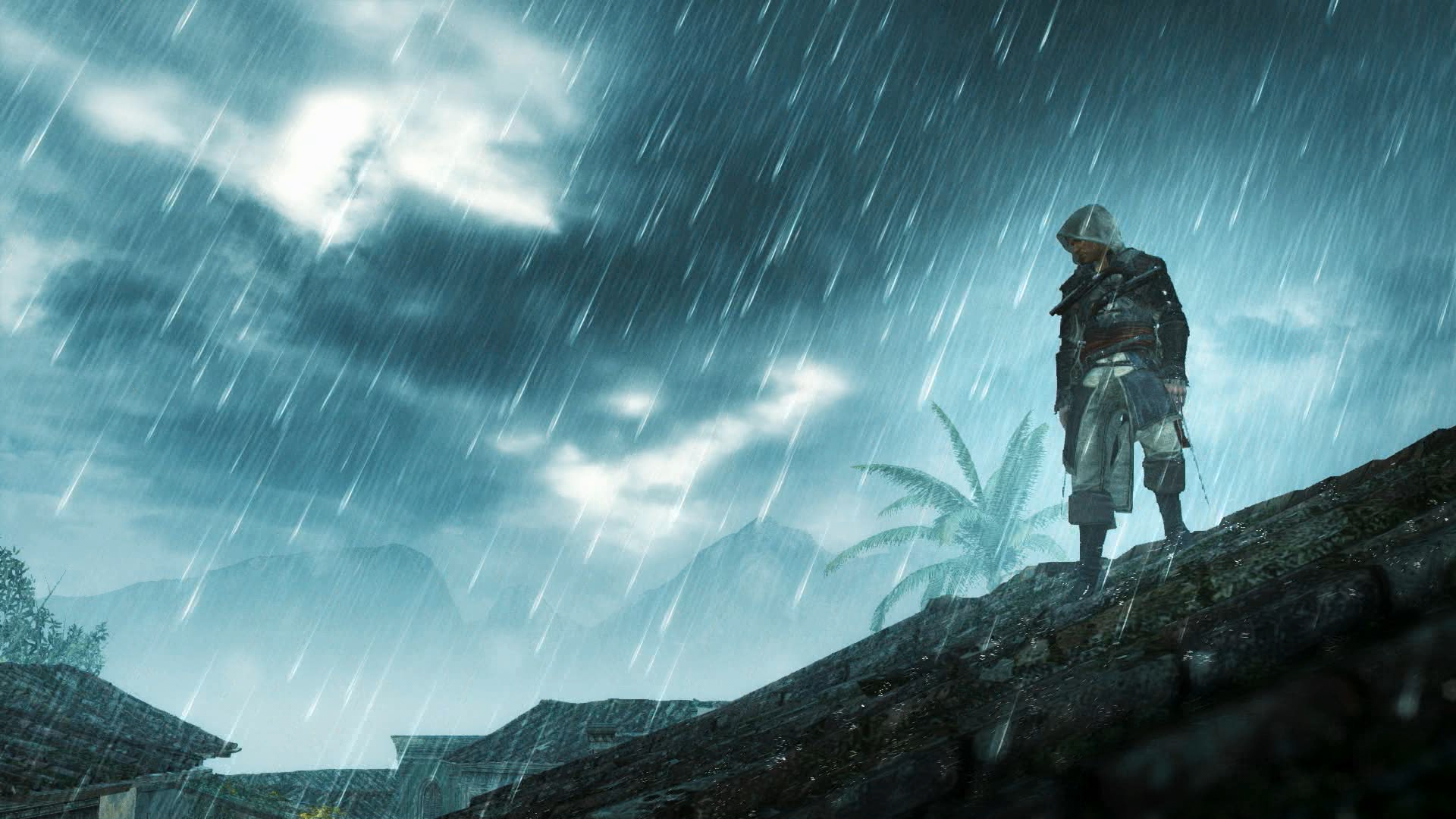 Assassin S Creed 4 Black Flag First Gameplay Trailer Hits
