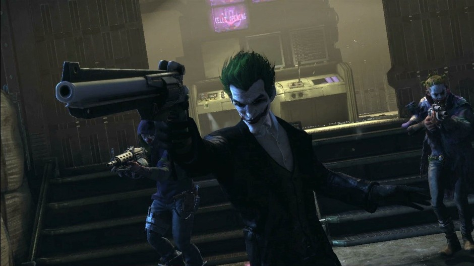 Batman: Arkham Origins adds multiplayer, Batman and Robin in