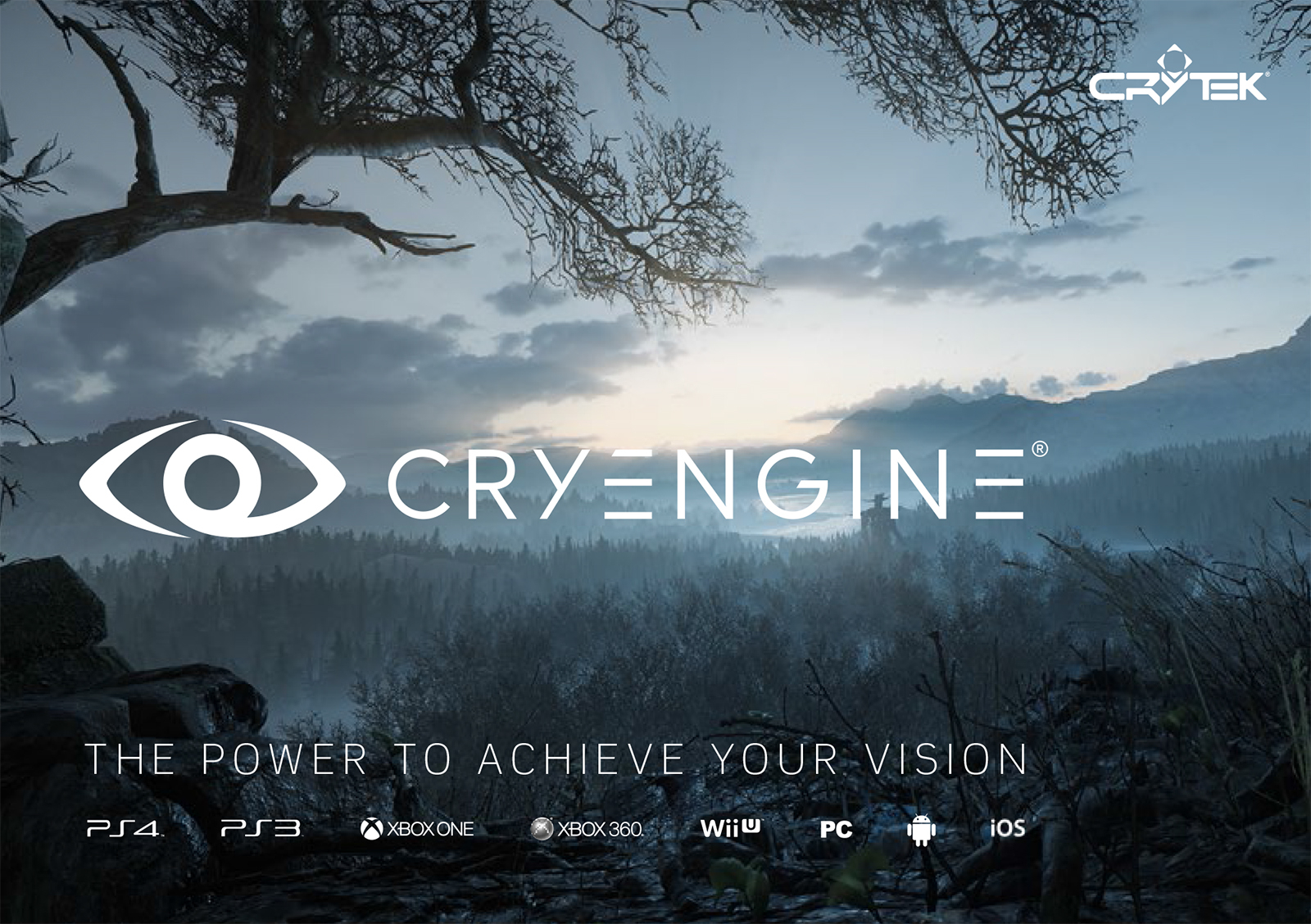 Unreal Engine 4 and CryEngine introduce subscription service for