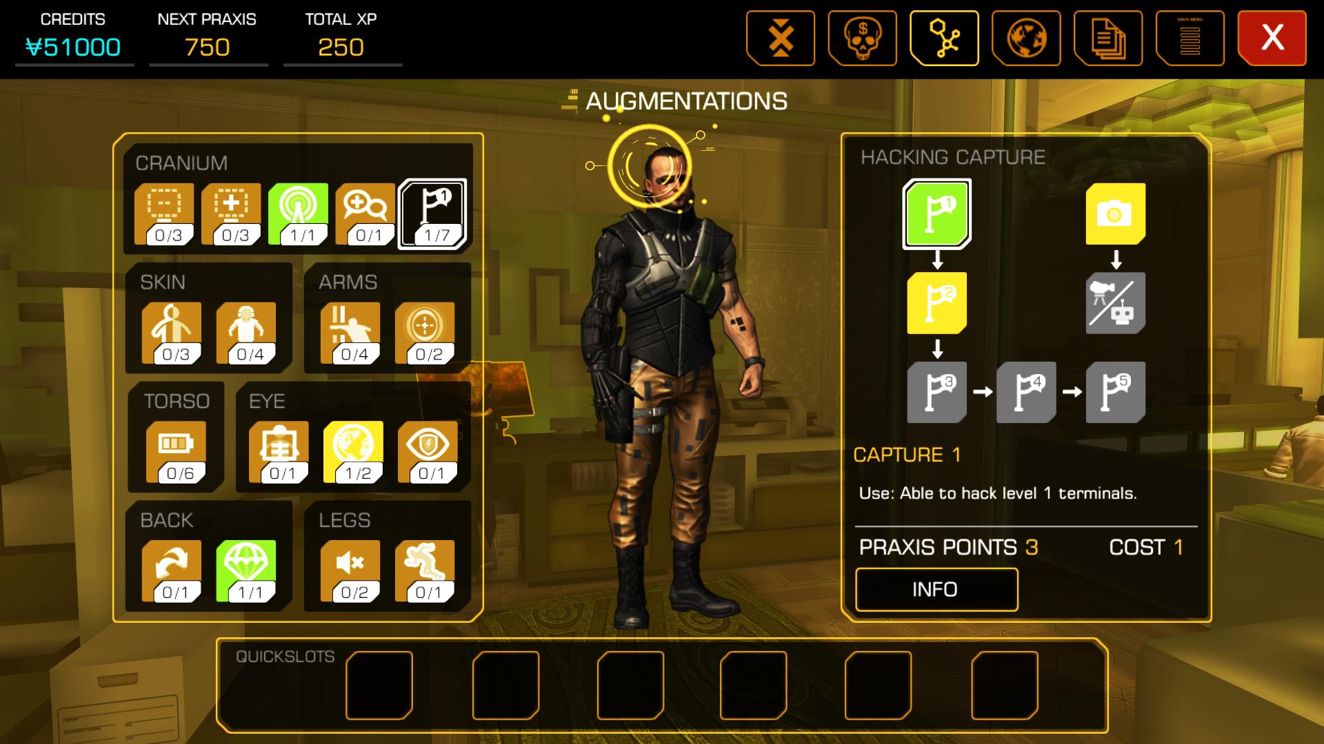 ผลการค้นหารูปภาพสำหรับ Deus Ex: The Fall ios