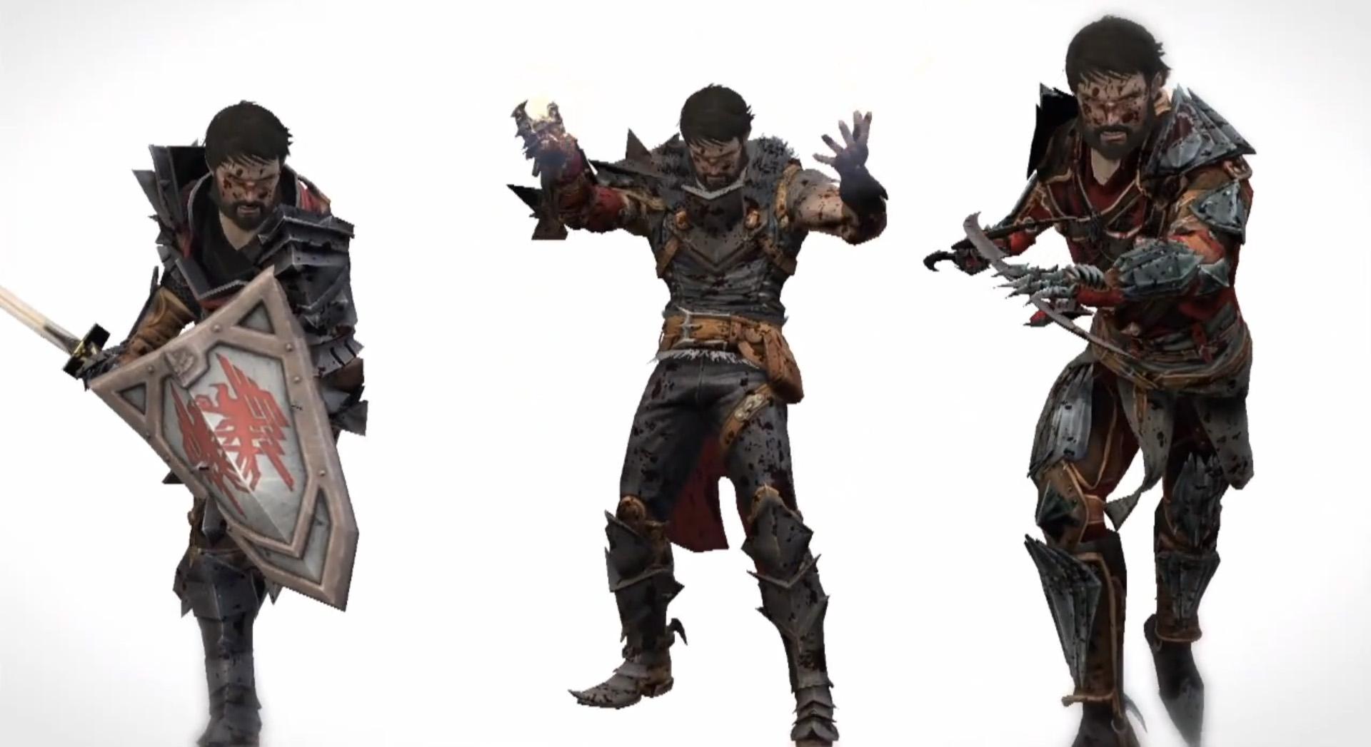 uniek ontwerp behoorlijk goedkoop goedkope prijzen Dragon Age II 'Champion' trailer explores the many facets of ...