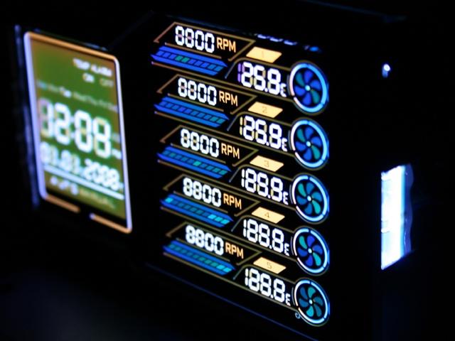 NZXT releasing a new five fan, LCD PC fan controller - Neoseeker