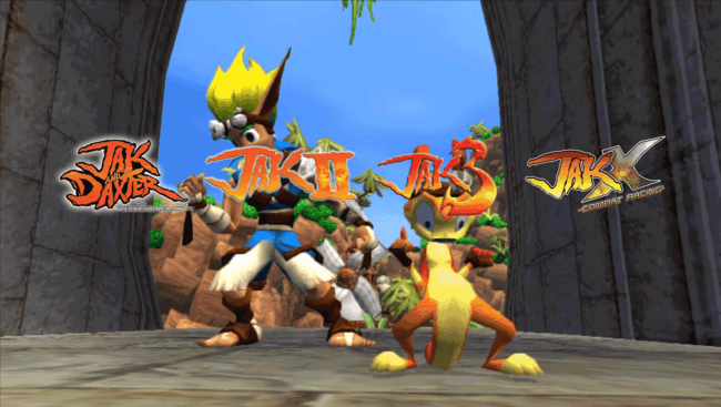 Jak and Daxter games set to arrive on PlayStation Store as PS2