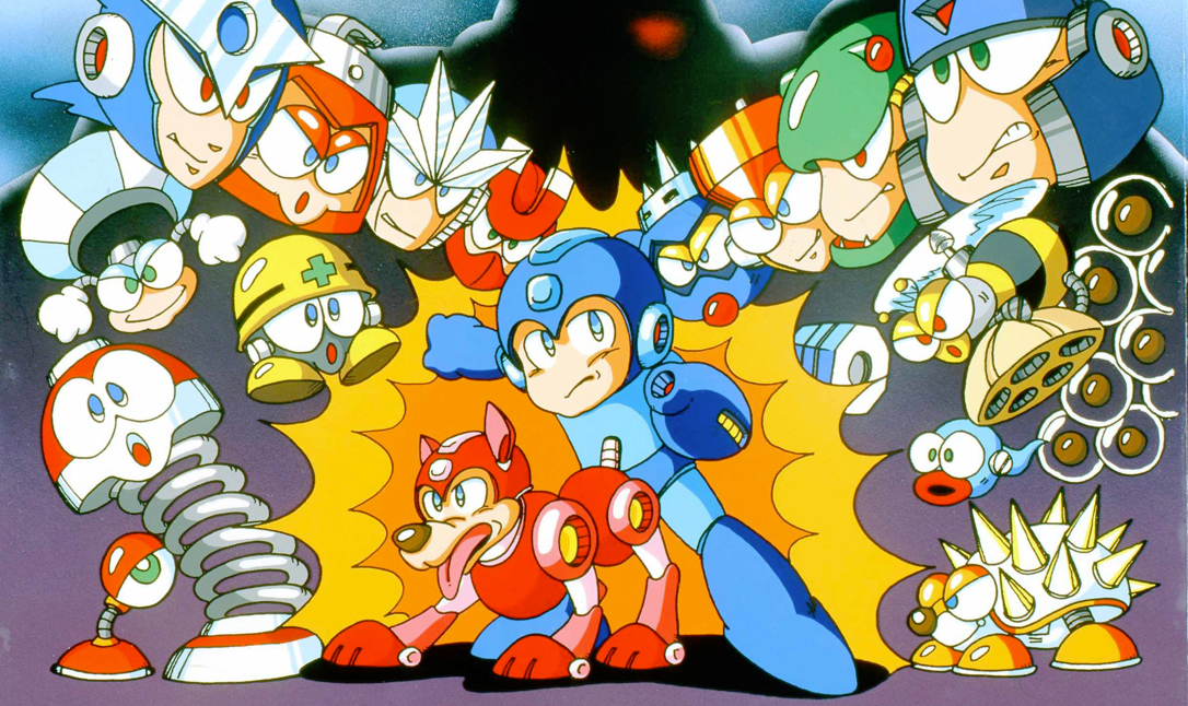 Capcom makes Mega Man 3 soundtrack available for purchase