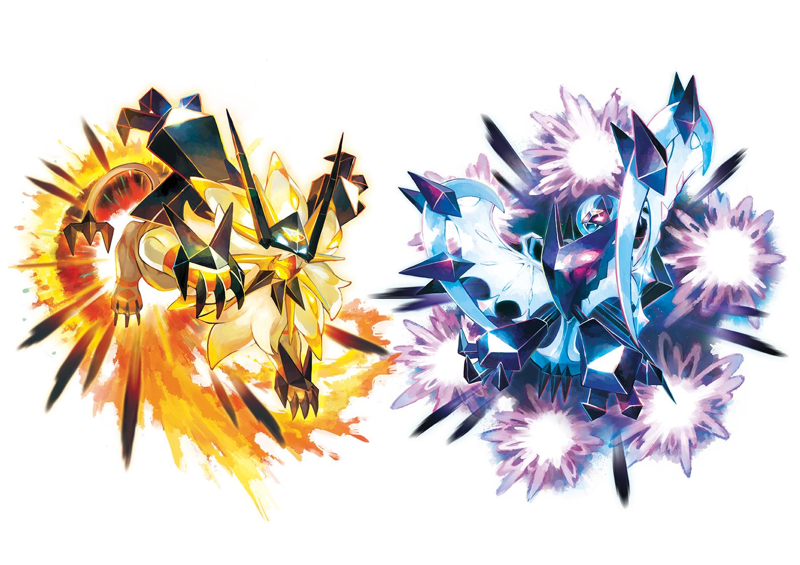 Pokémon Ultra Sun and Moon reveals new Necrozma forms and ...   1587 x 1122 jpeg 1291kB