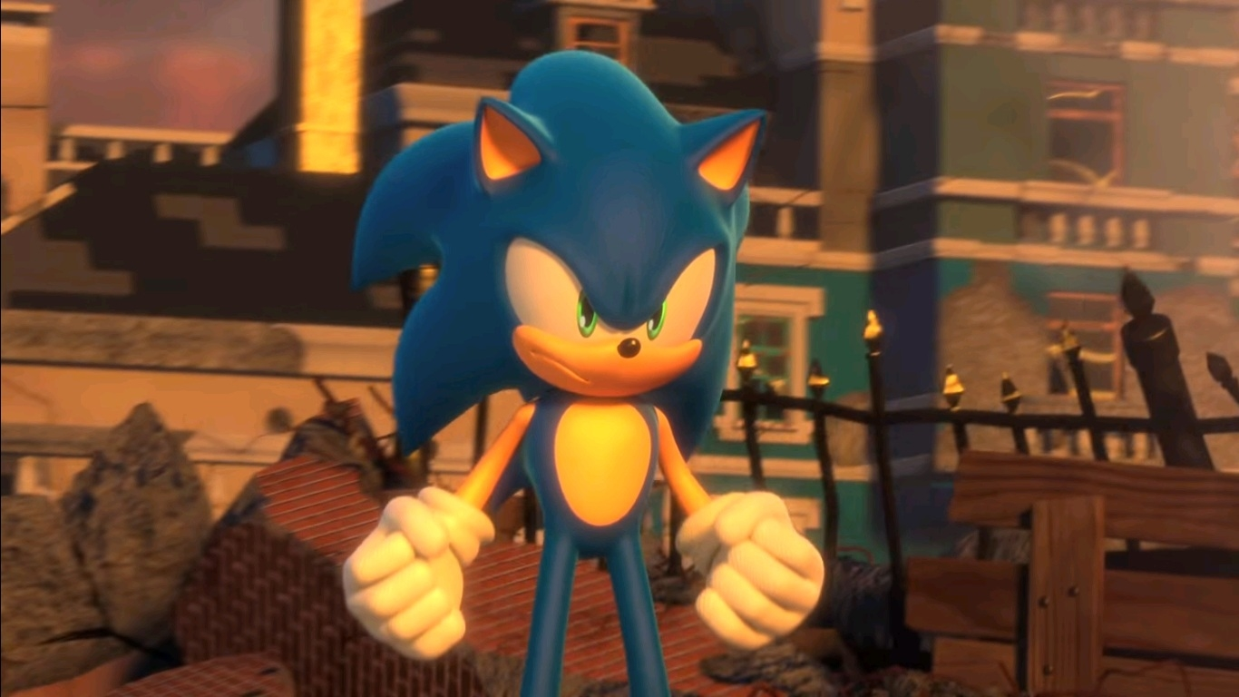 Classic And Modern Sonic The Hedgehog Join Forces In Project Sonic 2017 Neoseeker