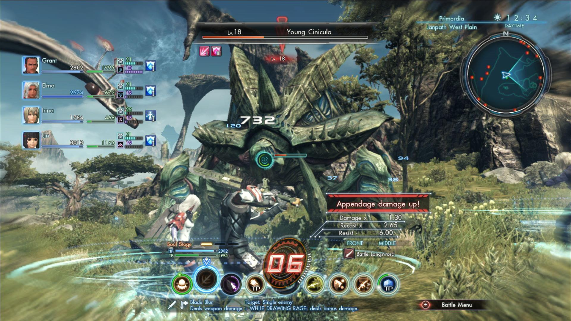 E3 2015 Xenoblade Chronicles X Is Running Out Of Time To Tease