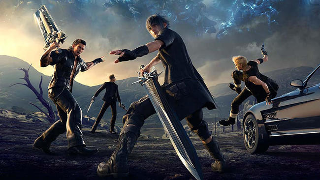 Final Fantasy XV becomes best selling PS4 game in Japan