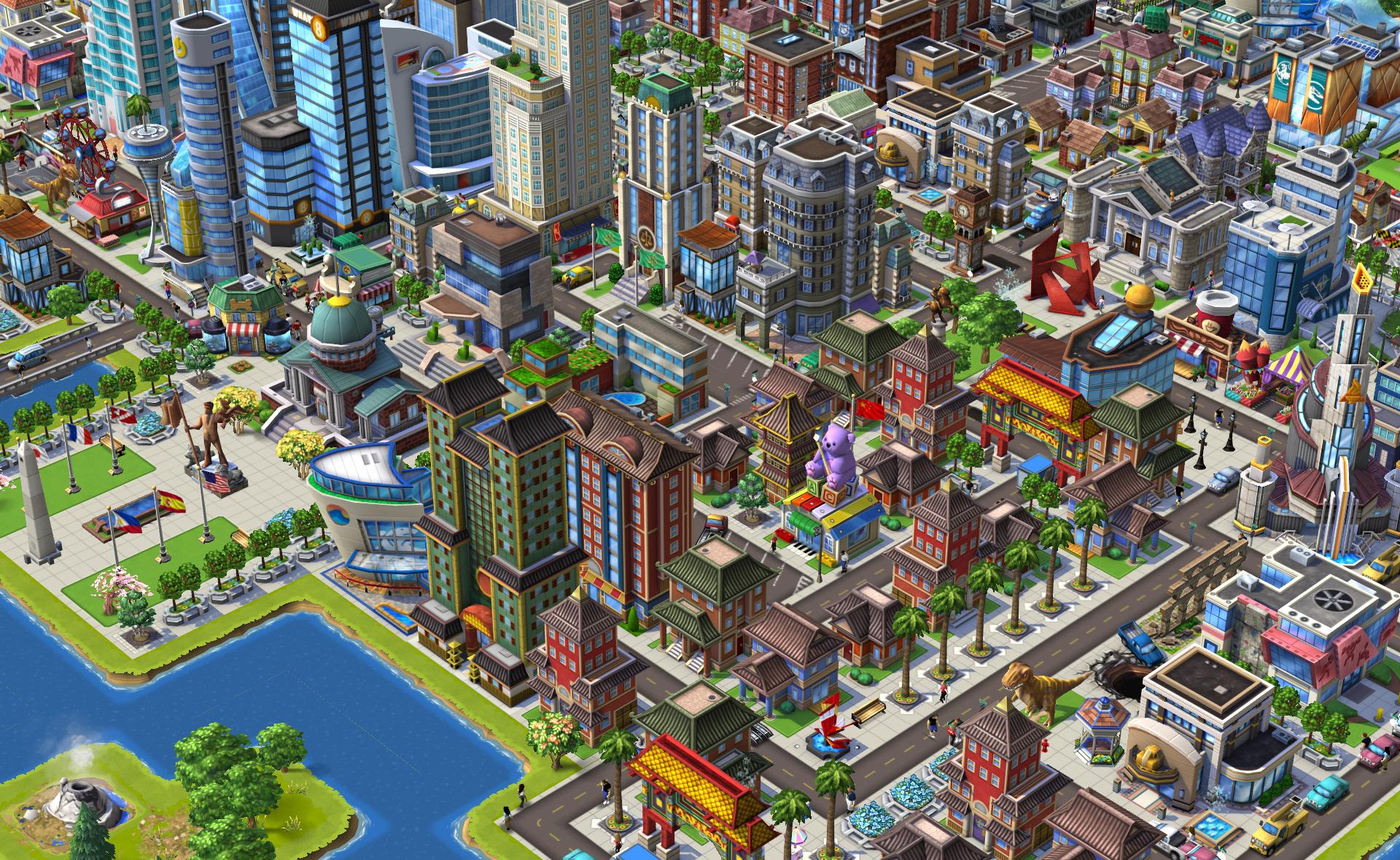 Cityville Zynga