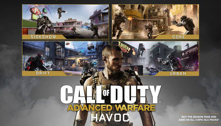 Call Of Duty Advanced Warfare Havoc Dlc Will Make It To Pc And Playstation By End Of February Neoseeker