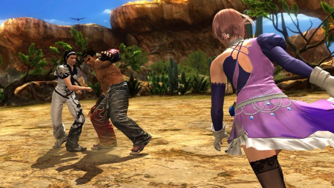 Tekken Tag Tournament 2 Wii U Edition will include DLC characters unlocked Image 1