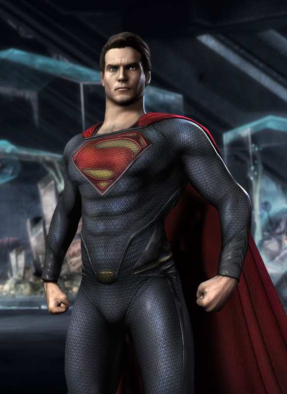 General Zod Injustice Man Of Steel Skin