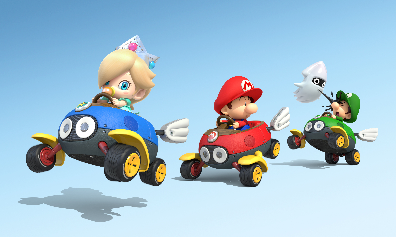 Mario Kart 8 Nintendo Direct And Trailer Detail 12 Player
