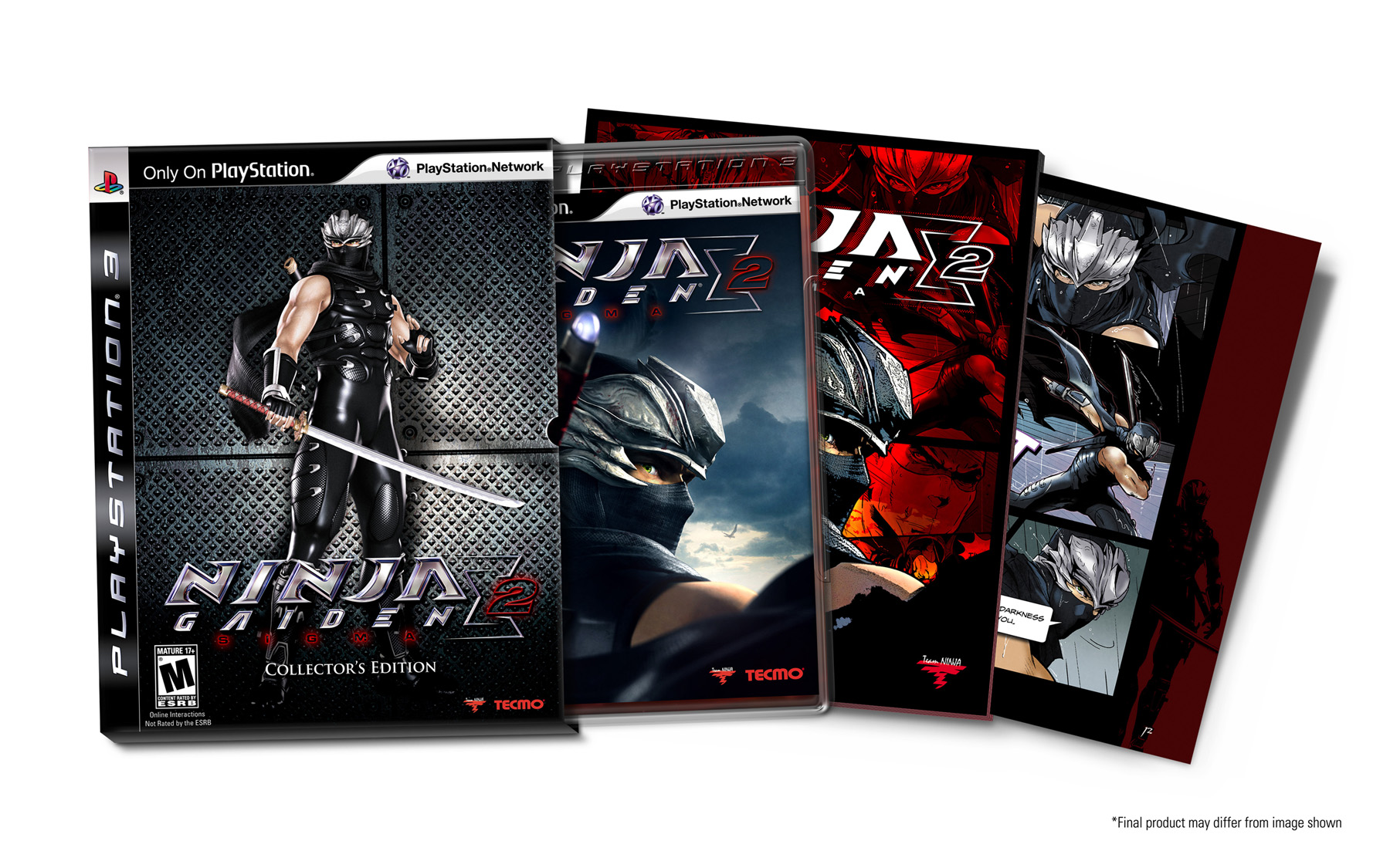 Tecmo Confirms Ninja Gaiden Sigma 2 For Late September Neoseeker