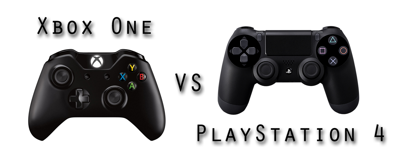 Xbox One Vs Playstation 4 : Playstation vs xbox one wii u free engine