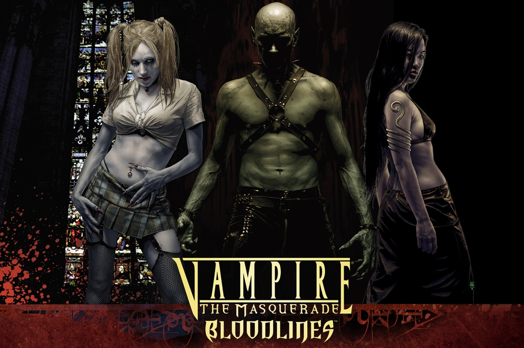 Vampire: The Masquerade -- Bloodlines 2010 mod pack released - Neoseeker