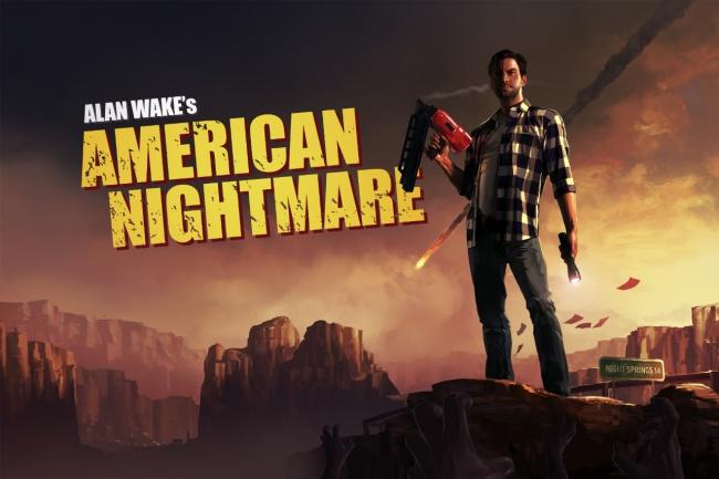 Alan Wakes American Nightmare-RELOADED
